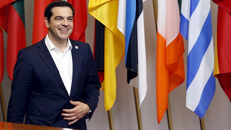 """Tsipras: Grecia busca un acuerdo """"socialmente justo"""" para finales de semana"""