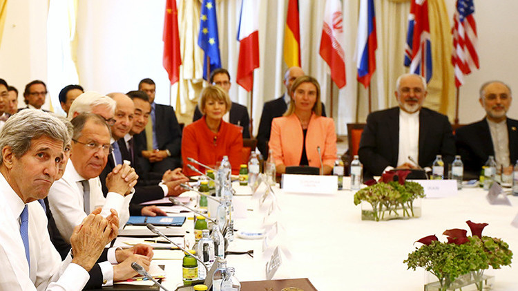 Cómo la comida basura ha ayudado a salvar las negociaciones nucleares de Irán