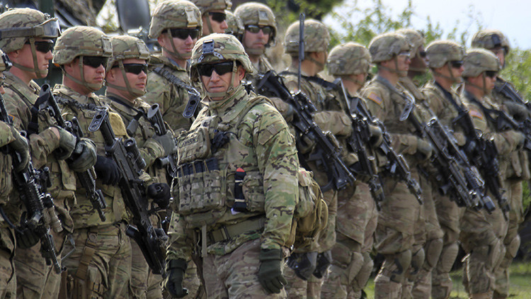 El Ejército de EE.UU. prescindirá de 40.000 soldados en dos años