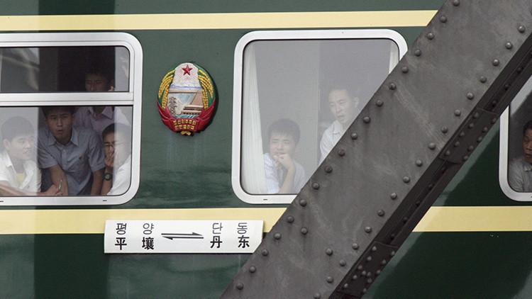 Organizan un viaje en tren por Corea del Norte para los turistas que atravesará todo el país