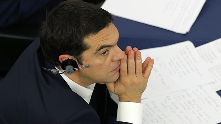 Grecia pide oficialmente el tercer rescate