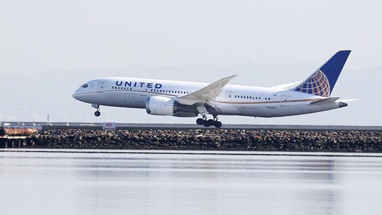 EE.UU.: Un fallo informático deja todos los vuelos de United Airlines en tierra