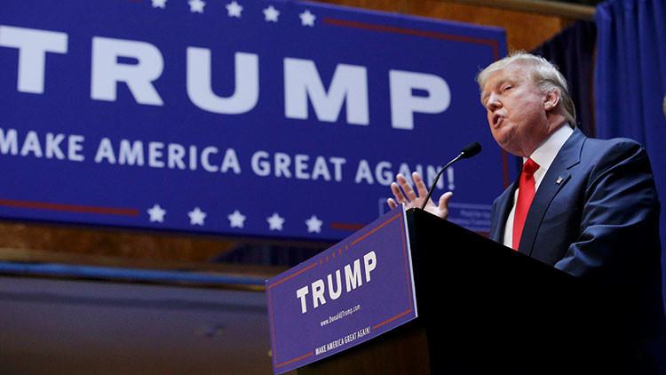 """Donald Trump asegura que de todas formas """"se ganará el voto de los latinos"""""""