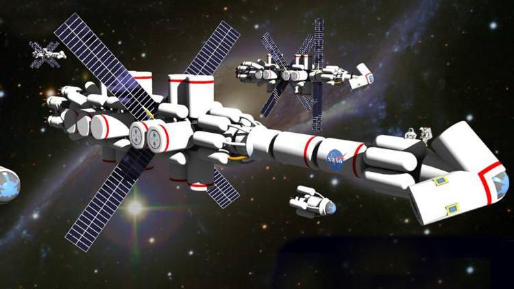 Siete proyectos futuristicos que serán fundados por la NASA