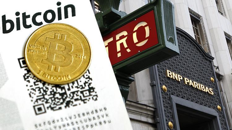 """""""El bitcóin podría destruir las instituciones financieras"""""""