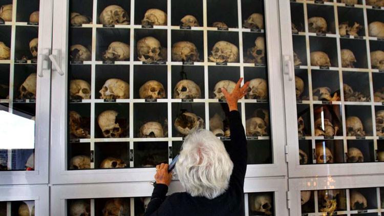 """Supervivientes de la II Guerra Mundial: """"Alemania tiene una enorme deuda con Grecia"""""""