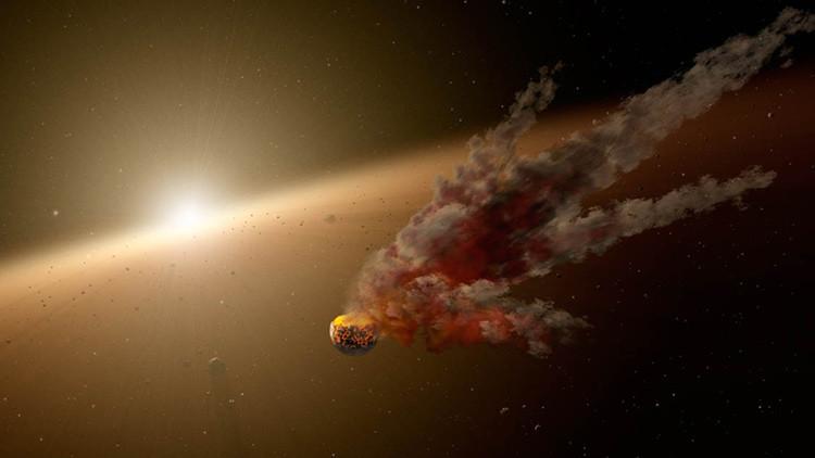 """Astronauta español: """"Hay 800 asteroides en el sistema solar que podrían destruir la tierra"""""""