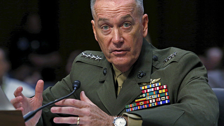 "General estadounidense tilda a Rusia de ""principal amenaza"" para Estados Unidos"
