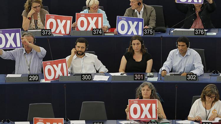 """¿Estamos ante una 'primavera europea'? """"Grecia podría ser la parte oculta del iceberg"""""""