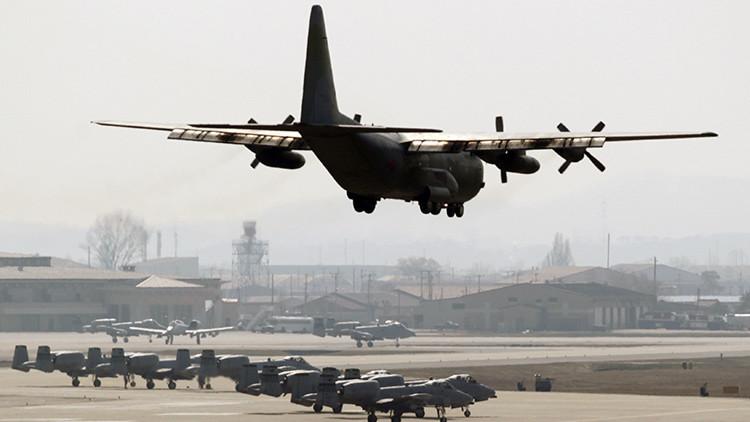 El principal 'think tank' militar de EE.UU. advierte de que sus bases aéreas son vulnerables