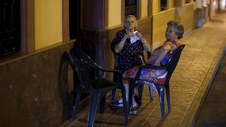 España: La ola de calor provoca desabastecimiento de ventiladores