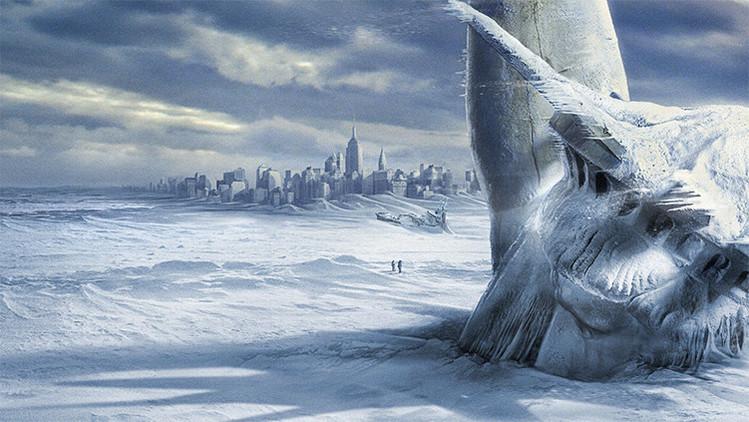 ¿Se espera una nueva edad de hielo en la Tierra?