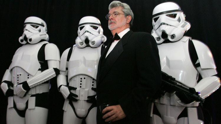 """George Lucas: """"Nuestra única oportunidad de sobrevivir es abandonar la Tierra"""""""