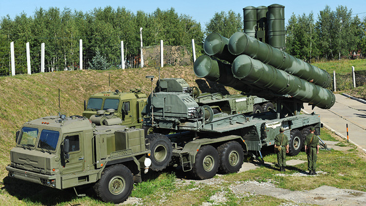 ¿Podría el sistema antiaéreo ruso S-500 derribar meteoritos?