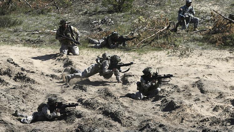"""'Bild': """"EE.UU. usó ántrax en el marco de los ejercicios de la OTAN en Alemania"""""""