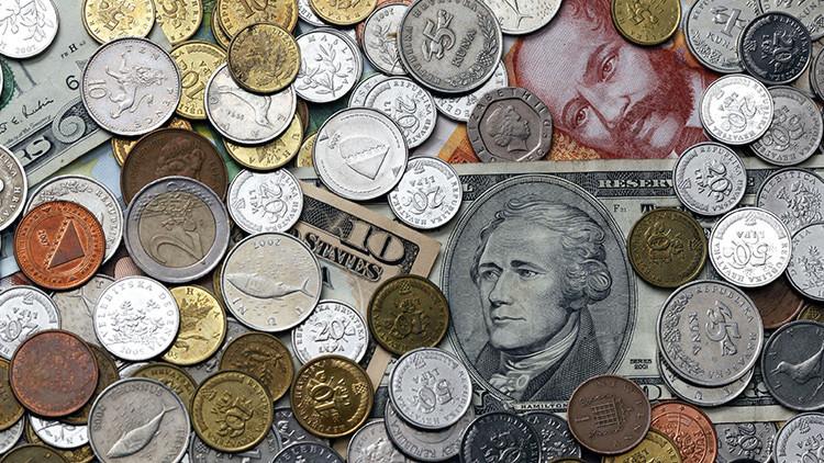 Economista ruso revela el futuro de las 10 monedas más fuertes en la actualidad
