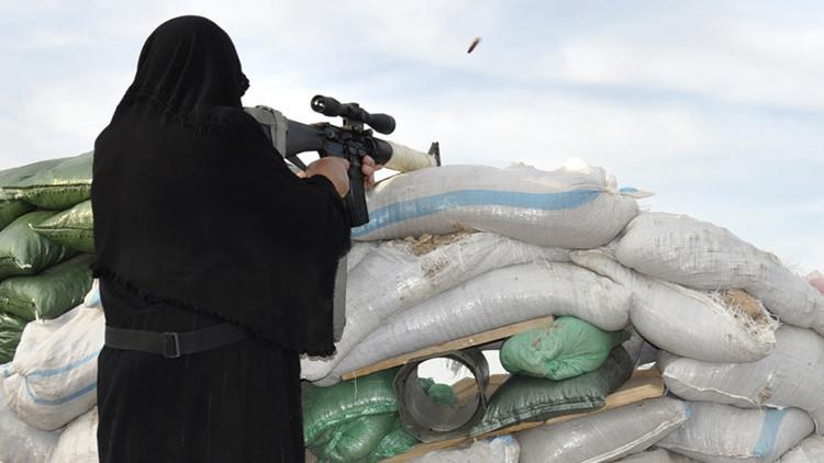 La 'Gestapo femenina' del Estado Islámico tortura y ejecuta a mujeres en Raqqa