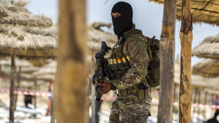 Túnez impide un nuevo atentado, eliminando a 5 presuntos extremistas