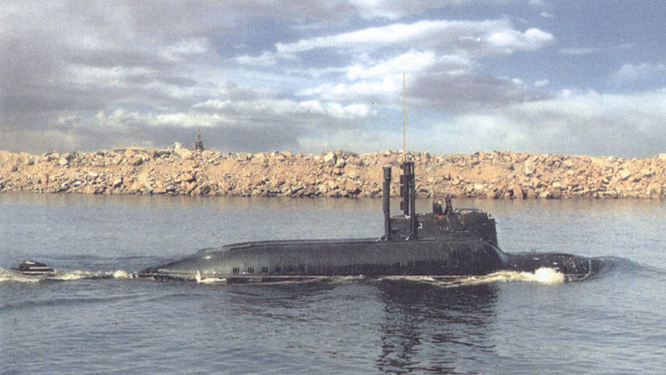 Reino Unido, preocupado por los nuevos minisubmarinos rusos