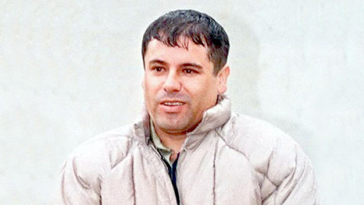 Joaquín 'El Chapo' Guzmán Loera