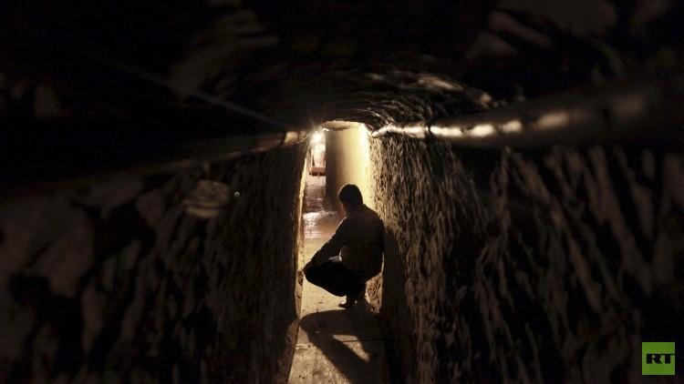 Revelan cuánto tiempo tardó en construirse el túnel de Joaquín 'El Chapo' Guzmán