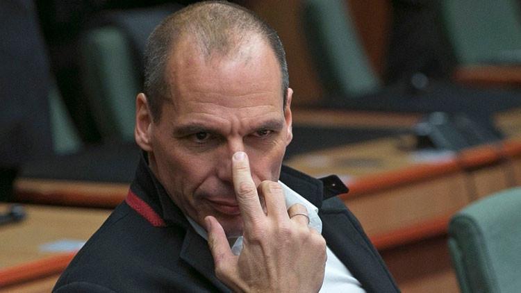 Varoufakis prepara una bomba mediática sobre el 'Grexit'