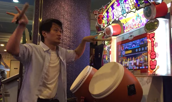 игровые автоматы taiko no tatsujin
