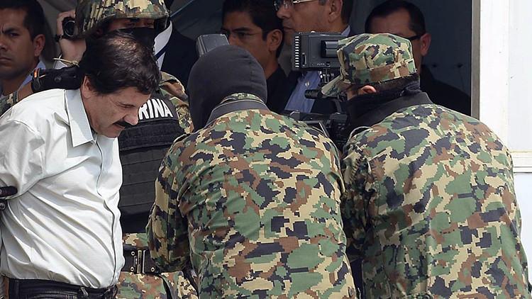 ¿Qué era lo único que hacía que 'El Chapo' saliera de su refugio en las montañas mexicanas?