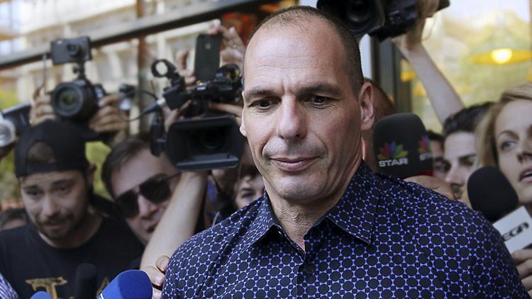 """Varoufakis sobre el Eurogrupo: """"Me decían que tenía razón, pero que me machacarían"""""""
