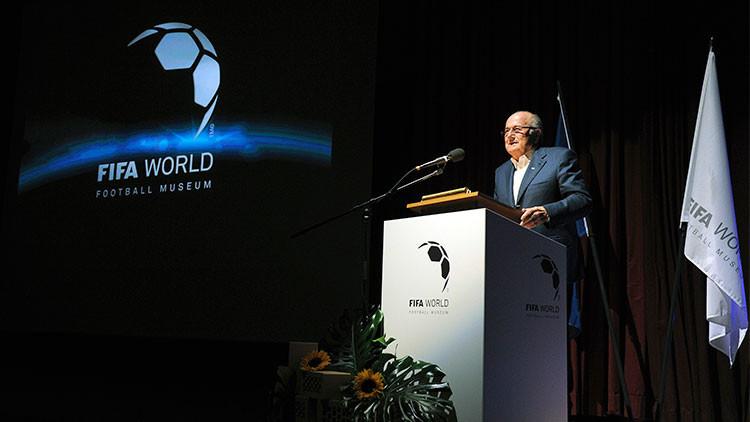 La FIFA rechaza la solicitud para que Blatter asista a una audiencia del Senado de EE.UU.