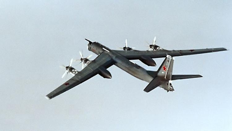 Se estrella en Rusia un bombardero estratégico TU-95