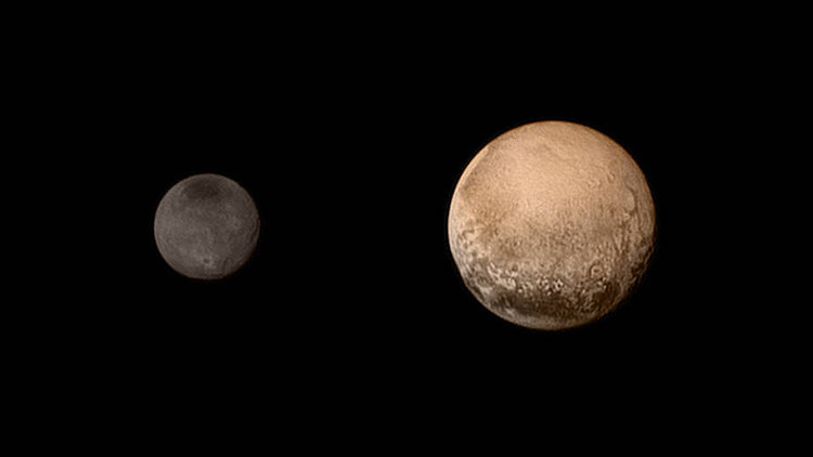 Espectaculares imágenes de la NASA: Plutón como nunca lo había visto