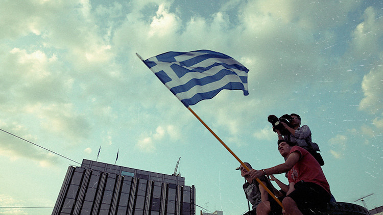 "Crisis griega: ""El capitalismo europeo es un capitalismo fascista"""