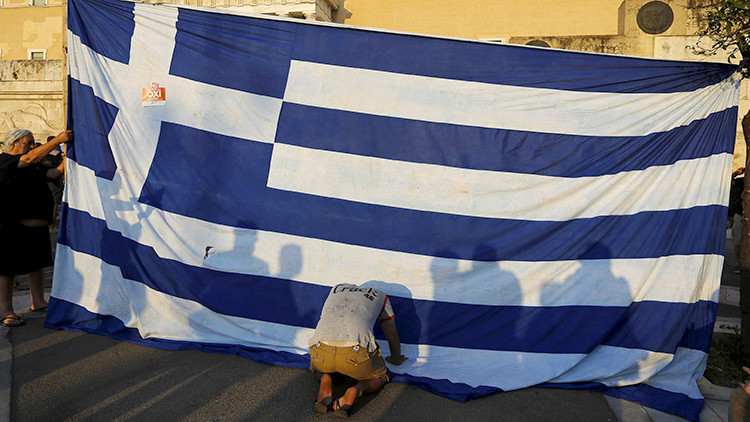 """Informe secreto del FMI: """"El nuevo acuerdo de rescate no ayudará a Grecia"""""""