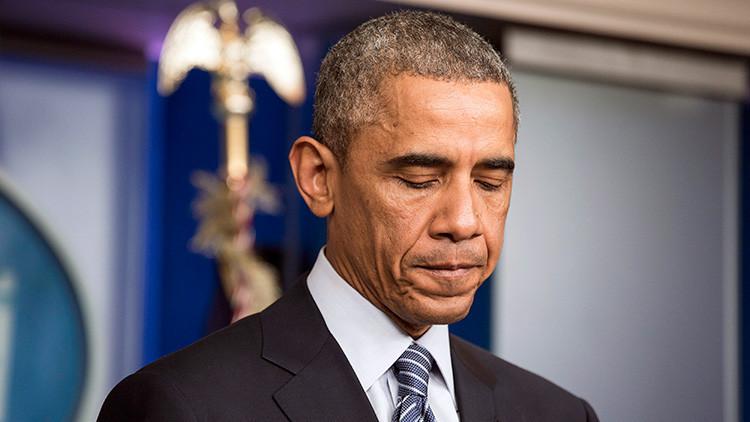 """Obama admite que los reos afroamericanos y latinos son tratados """"de diferente manera"""""""