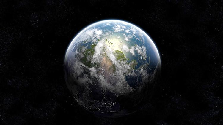 La Tierra no es azul Un satlite japons revela el color real de