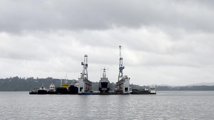 La India 'mueve ficha' en el Océano Índico frente al creciente poderío de China