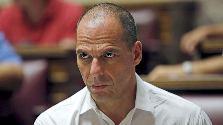 """Varufakis: """"No voy a aceptar esto, que no cuenten conmigo"""""""
