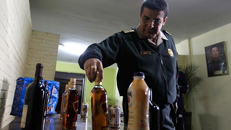 Cárcel 'cinco estrellas' en Perú donde los presos disfrutan de alcohol, piscina y discoteca