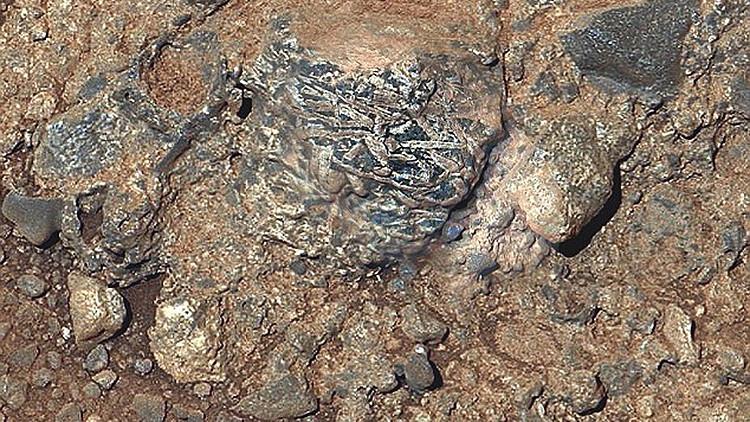 Un hallazgo en Marte revela que el Planeta Rojo es mucho más parecido a la Tierra