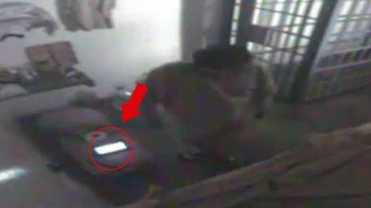 ¿Un iPad en la celda? Las cámaras revelan cómo era la vida de 'El Chapo' en la cárcel