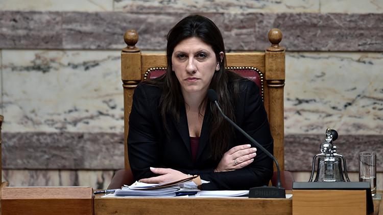 La mujer que puede hacer más daño a los planes de Tsipras