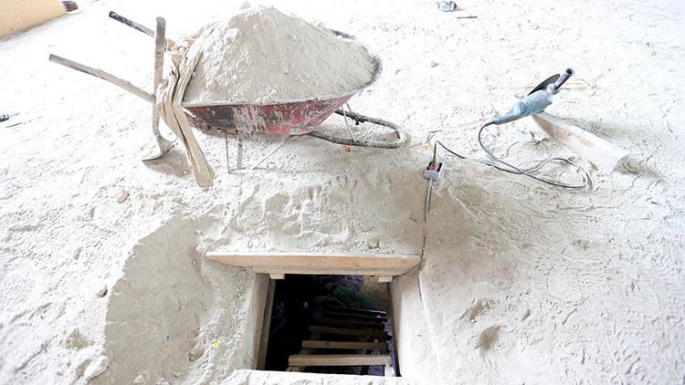 ¿Y si el túnel ya estaba ahí cuando 'El Chapo' llegó?: Nueva teoría echa más leña al fuego
