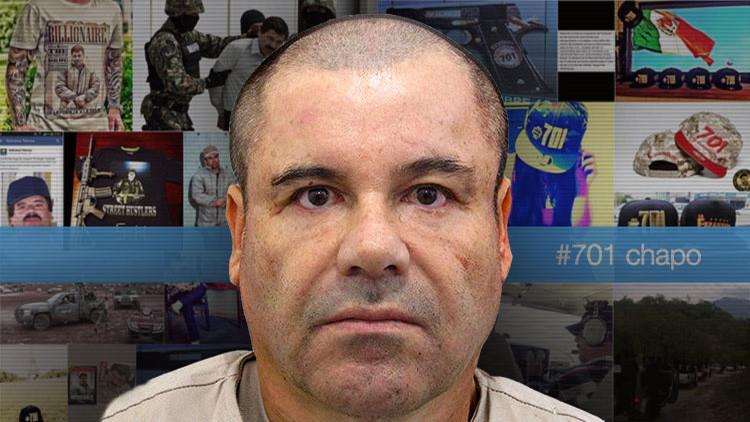 ¿Por qué los seguidores de 'El Chapo' usan el hashtag #701 para expresarle su apoyo?