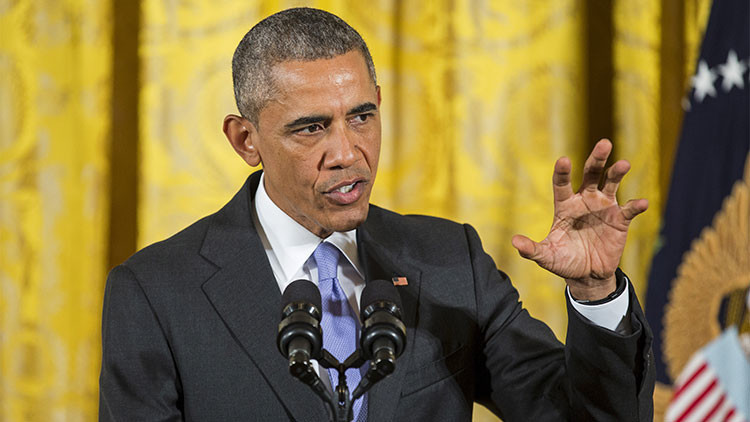 "Obama sobre el acuerdo nuclear iraní: ""La alternativa a la diplomacia era la guerra"""
