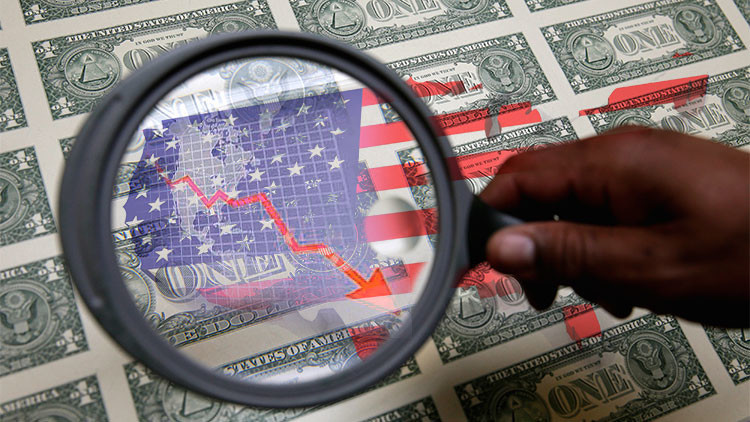 ¿Podría seguir EE.UU. los pasos de Grecia?