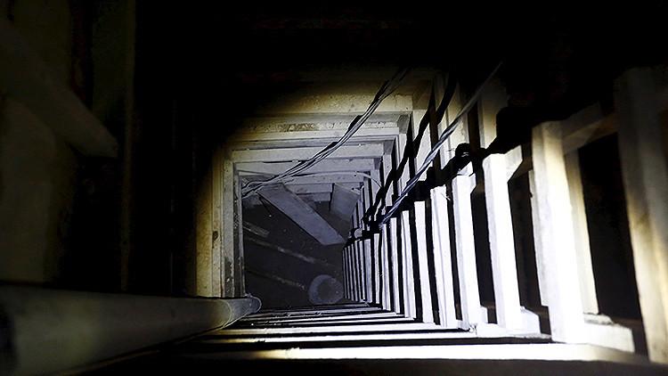 Publican nuevas fotos del túnel por el que se fugó 'El Chapo'