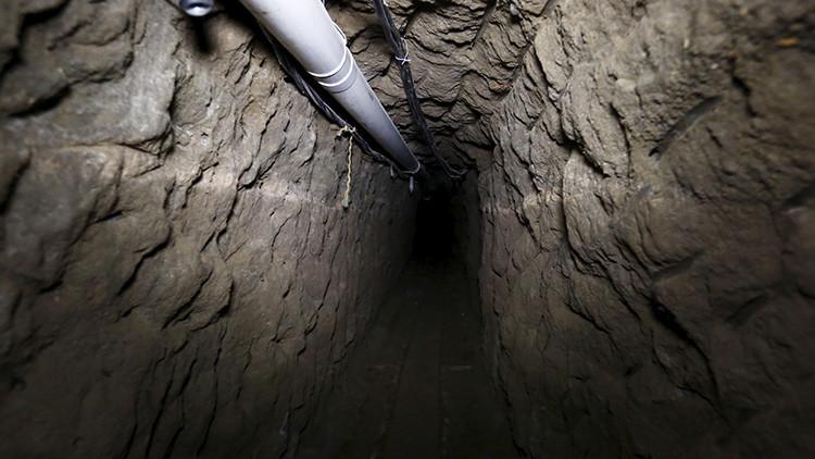 Nuevo video del túnel por el que escapó 'El Chapo' Guzmán