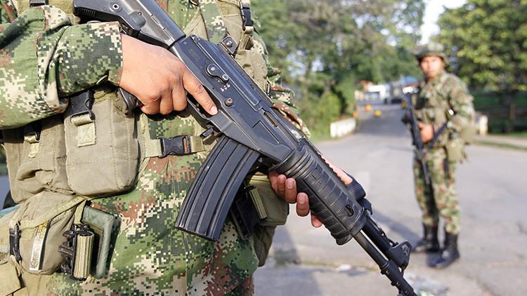 Colombia: Ataque de las FARC contra el oleoducto Trasandino en Ipiales (fotos)