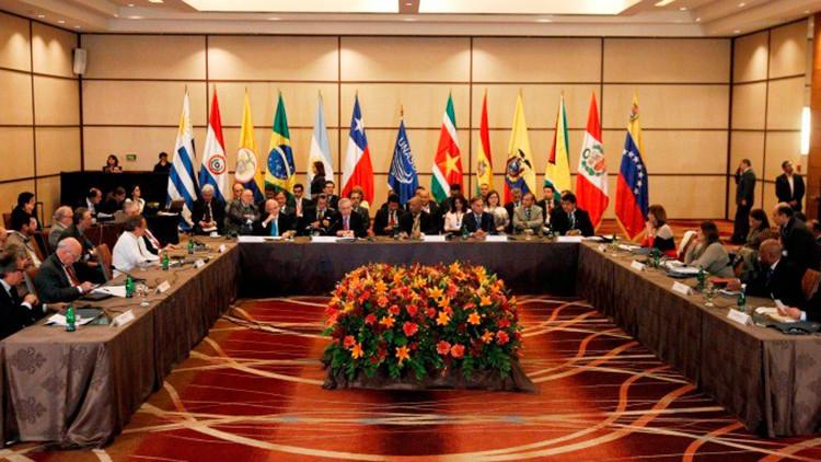 Unión de Naciones Suramericanas (Unasur)